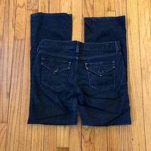 7 for all Mankind Bootcut Flap Snap Pocket Jean 29